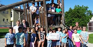 """Spende für """"Sonnenschule St. Georgen"""""""